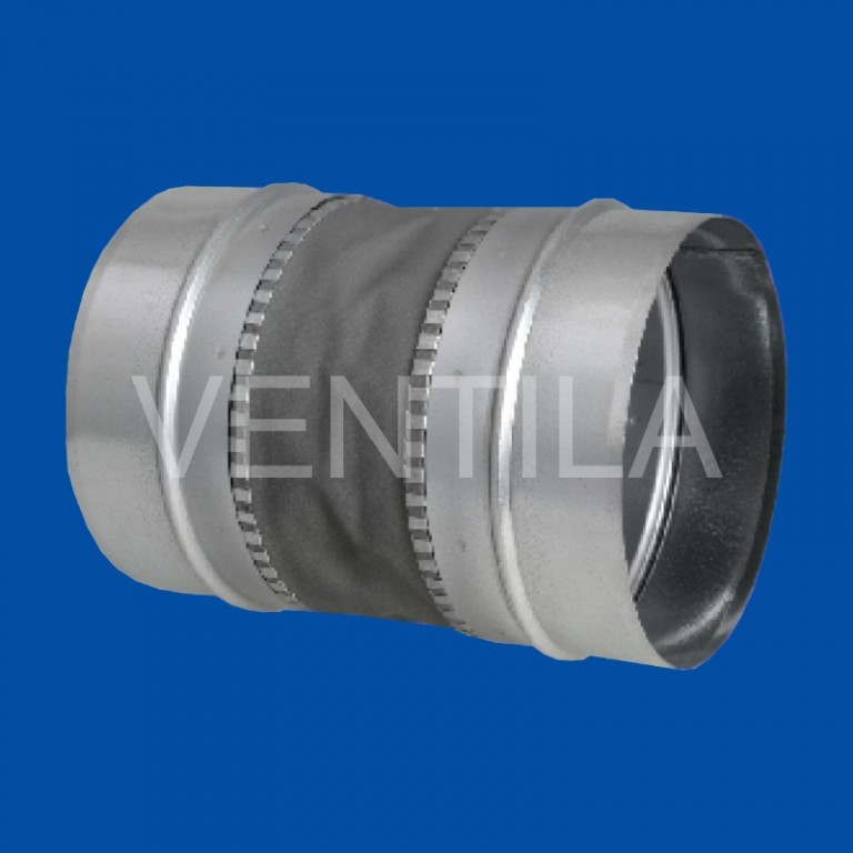 Pružné připojení kruhové 150 mm - Vrácení zboží není možné