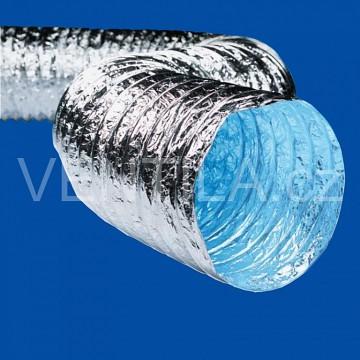 Aluflex Hygienic – mikrobiálně ošetřená hadice