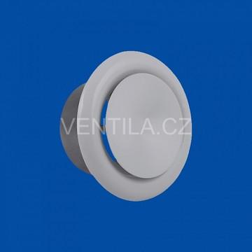 Kovový talířový ventil KKP
