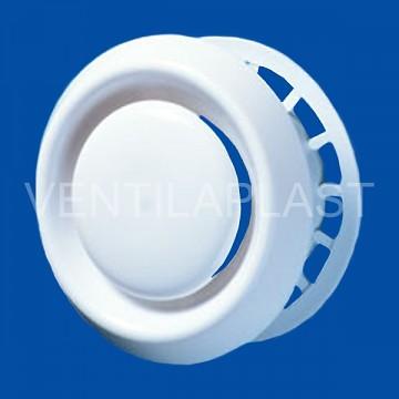 Plastový talířový ventil univerzální