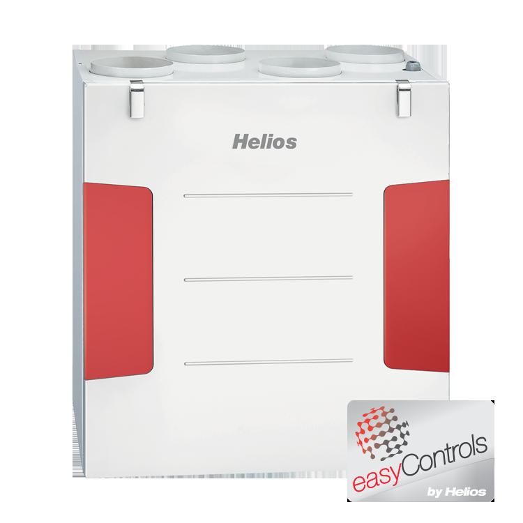 Helios KWL EC 200 W R