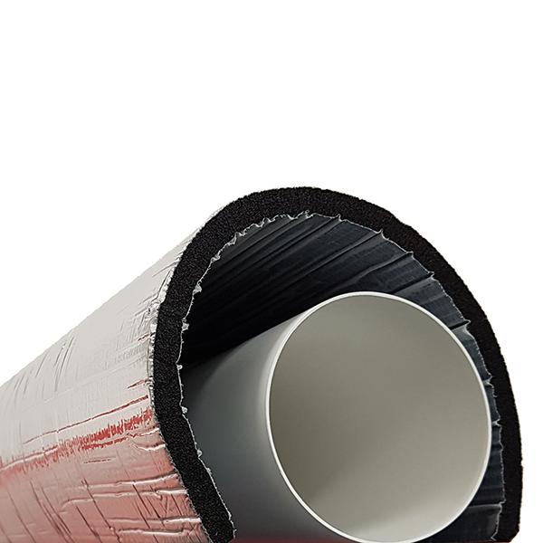 Izolace pro kruhové potrubí IZO 100/500 KP