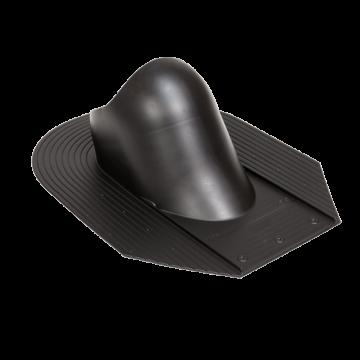 Průchodový prvek - asfaltové a břidlicové krytiny-HS, DN 110-160 mm / barevné