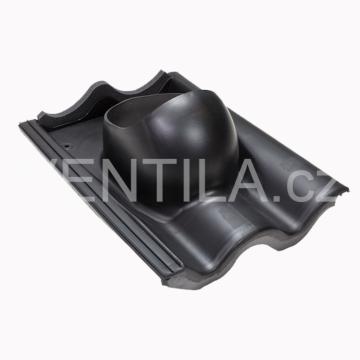 Průchodový prvek - betonové tašky - BRAMAC MAX, CLASSIC, DN 110-160 mm / různé barvy