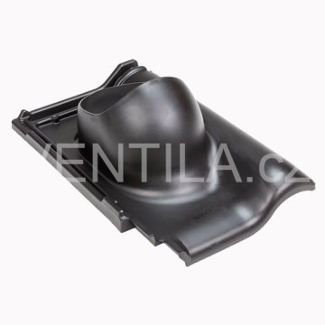 Průchodový prvek - keramické tašky - ROBEN MONZA PLUS, DN 110-160 mm / různé barvy