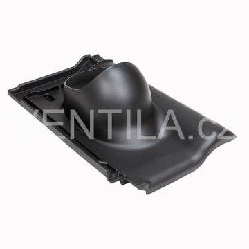 Průchodový prvek - keramické tašky - CREATON BALANCE, DN 110-160 mm / různé barvy