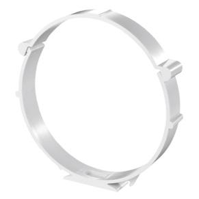 Kruhový plastový držák