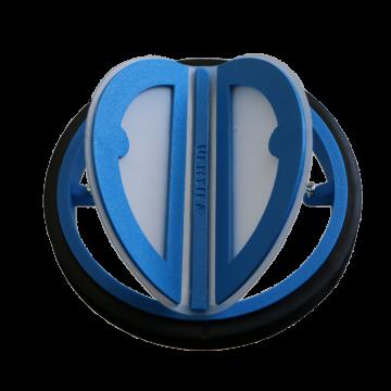 Dvoukřídlá pachutěsná klapka KPK2