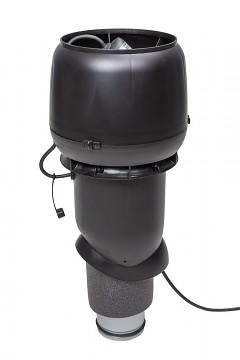 Vilpe E190P Ø125/IS/500, černá RAL 9005