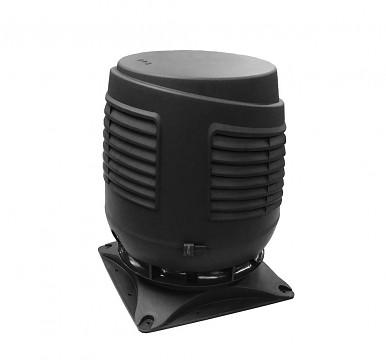 Nasávací potrubí pro rekuperaci 160S 300x300, černá RAL 9005