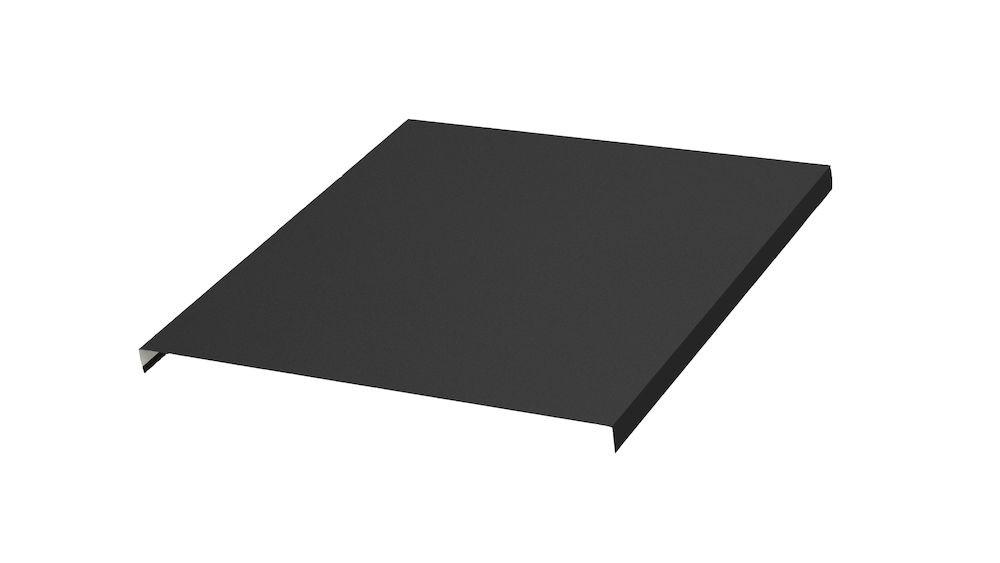 Průchodová sada č. 2 - rozšíření, černá RAL 9005