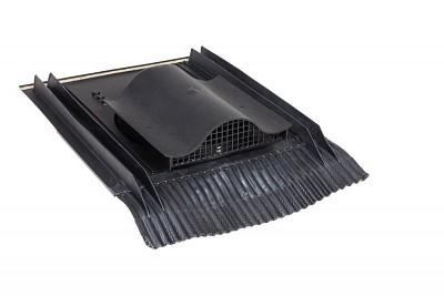 KTV ventilační prvek univerzální taška, černá RAL 9005