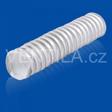 Kruhová flexibilní PVC hadice o průměru 152 mm