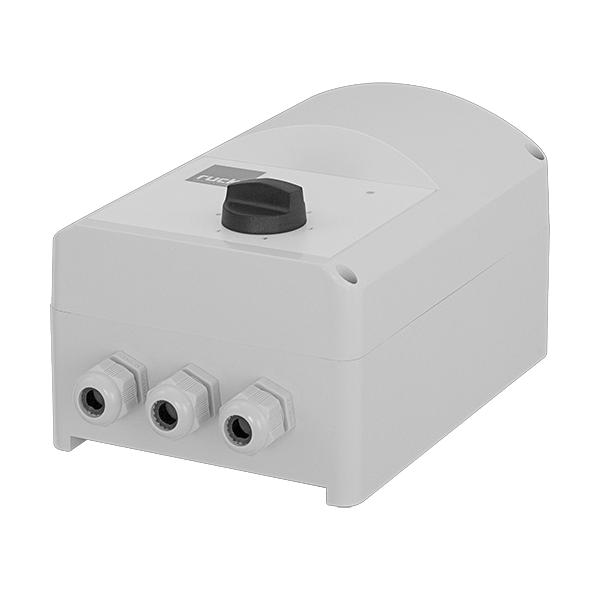 5 st. transfomrátorový regulátor otáček Ruck TEM 075