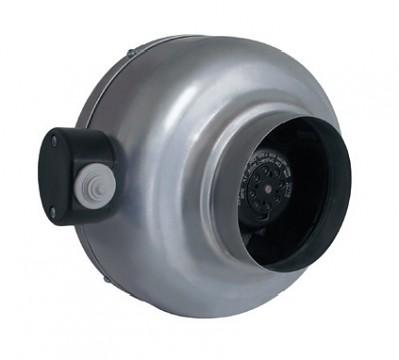 S&P RM 125 NK radiální ventilátor kovový