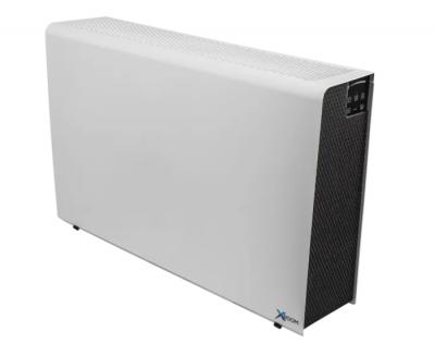 XROOM-100, Teplovodní dohřev, Entalpický rekuperátor