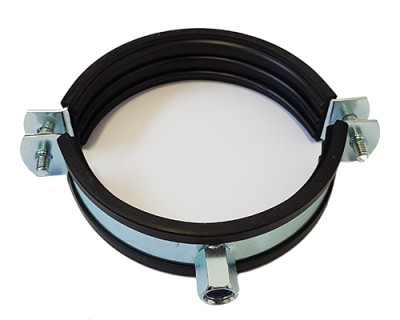 Objímka pro kruhové potrubí