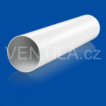 Plastové potrubí kulaté