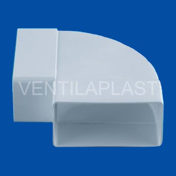 Plochá horizontální odbočka VP 55x110/90 HOP