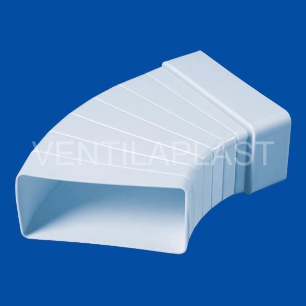 Plochý mnohoúhelný záhyb VP 55x110 HMZ