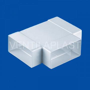 Jednostranná plochá odbočka VP 55x110 HT