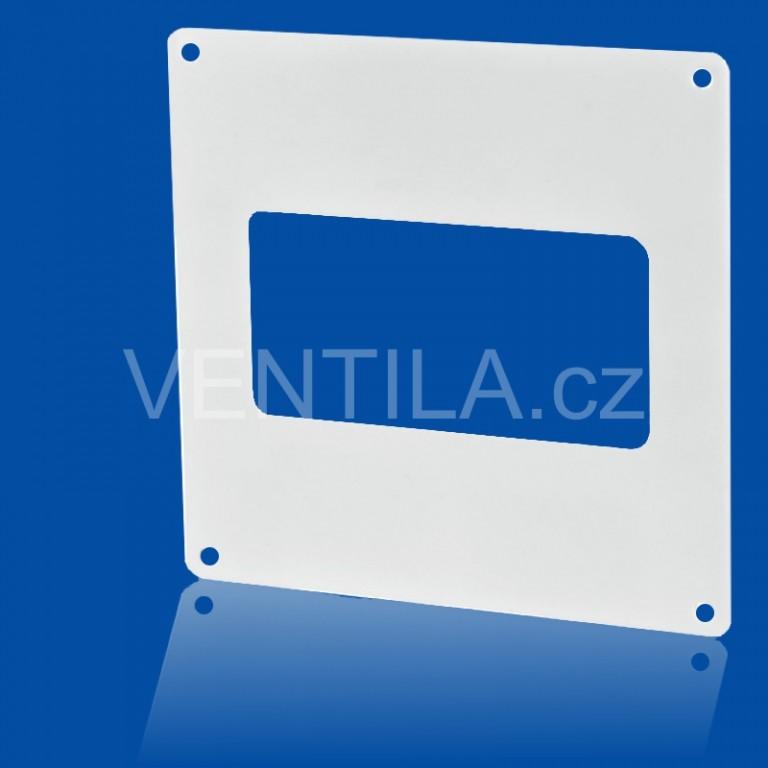 Plochý montážní rámeček VP 55x110 HMR