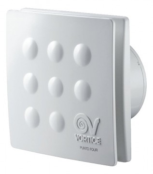 Ventilátor Vortice Punto Four MFO 120 T