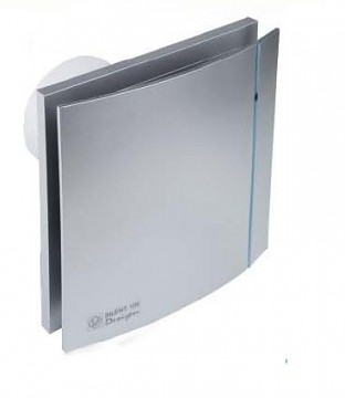 Soler&Palau SILENT 100 DESIGN Silver CZ 3C tichý