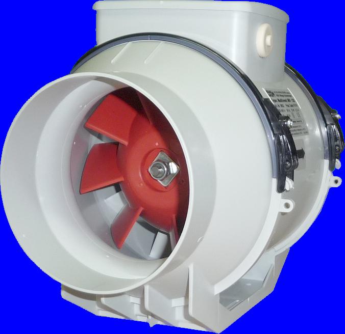 Helios MultiVent MV EC 125